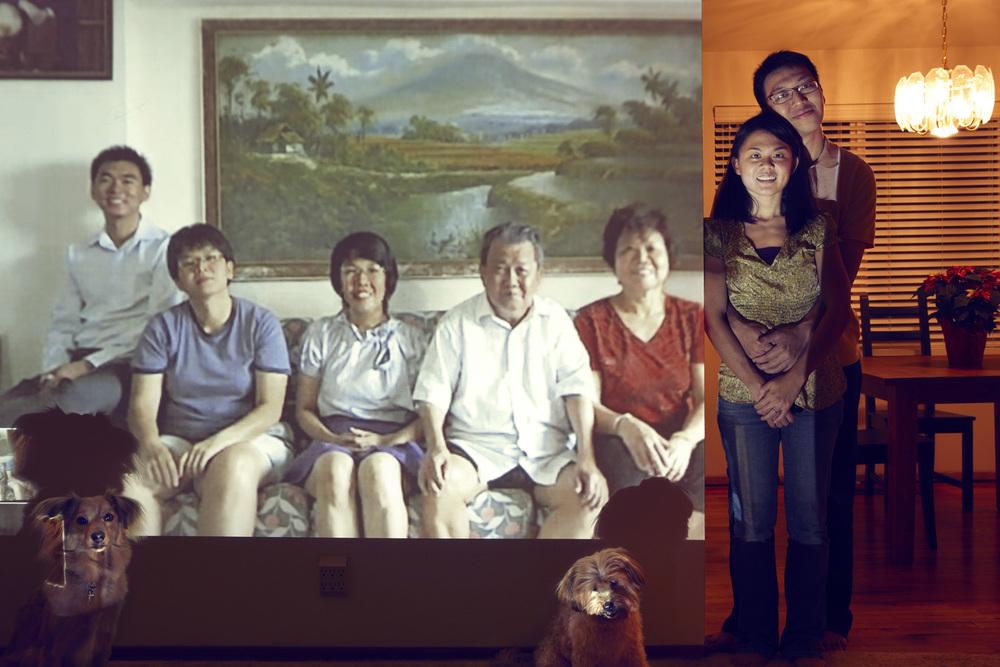 Goh family (Bellevue, Bedok)