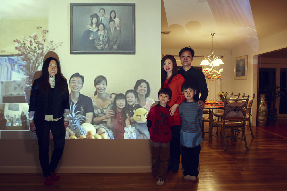 Lim family (Connecticut, Telok Kurau)