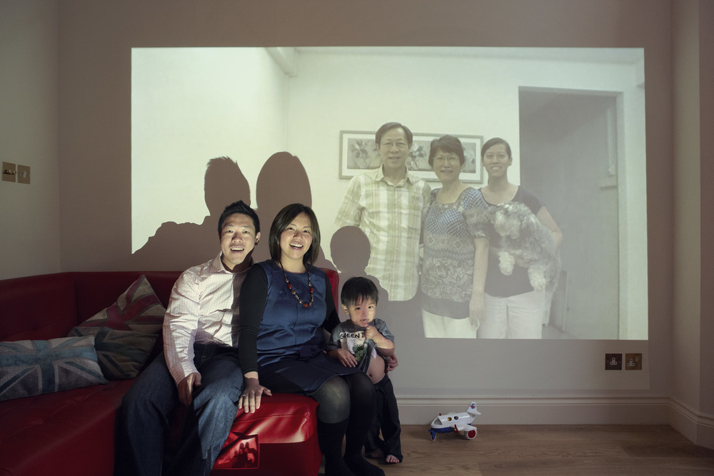 Tan family (London, Simei)