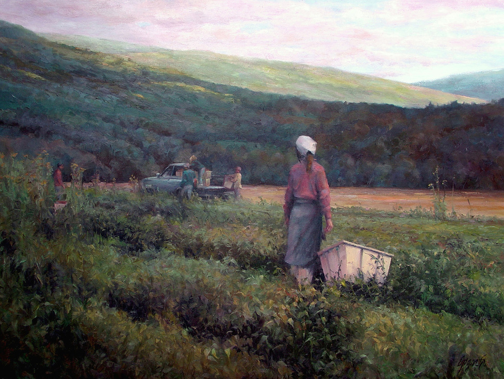 The Pepper Pickers