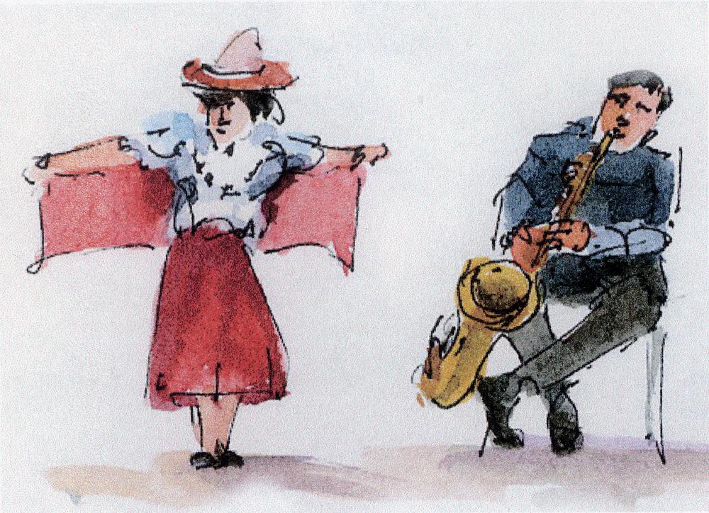 Quito concert