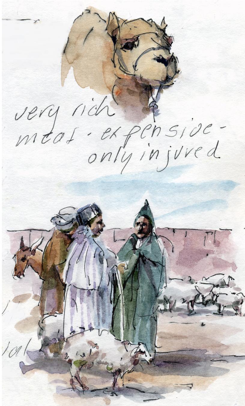 Berber Market