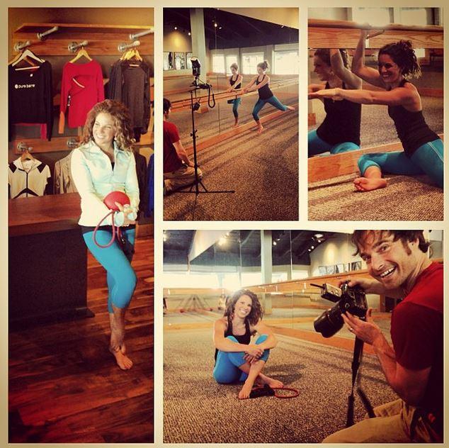 Meg Elliot, Pure Barre Instructor/Owner.