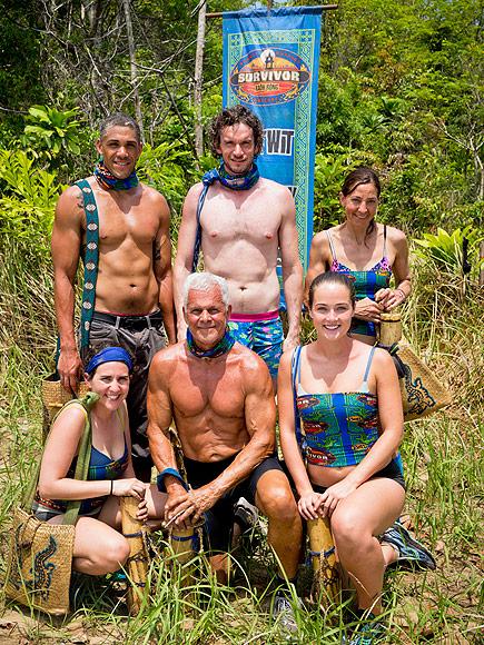 Clockwise, from top left: Peter, Neal, Debbie, Liz, Joe, Aubry.
