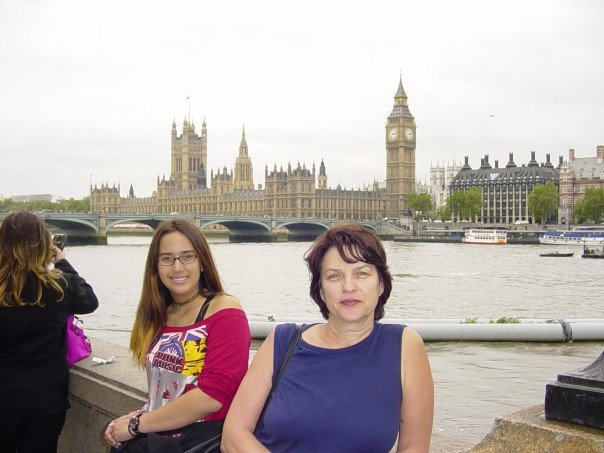 London, Summer of 2004