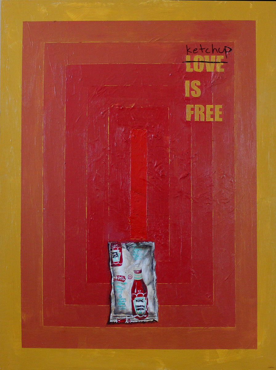 LOVE IS FREE