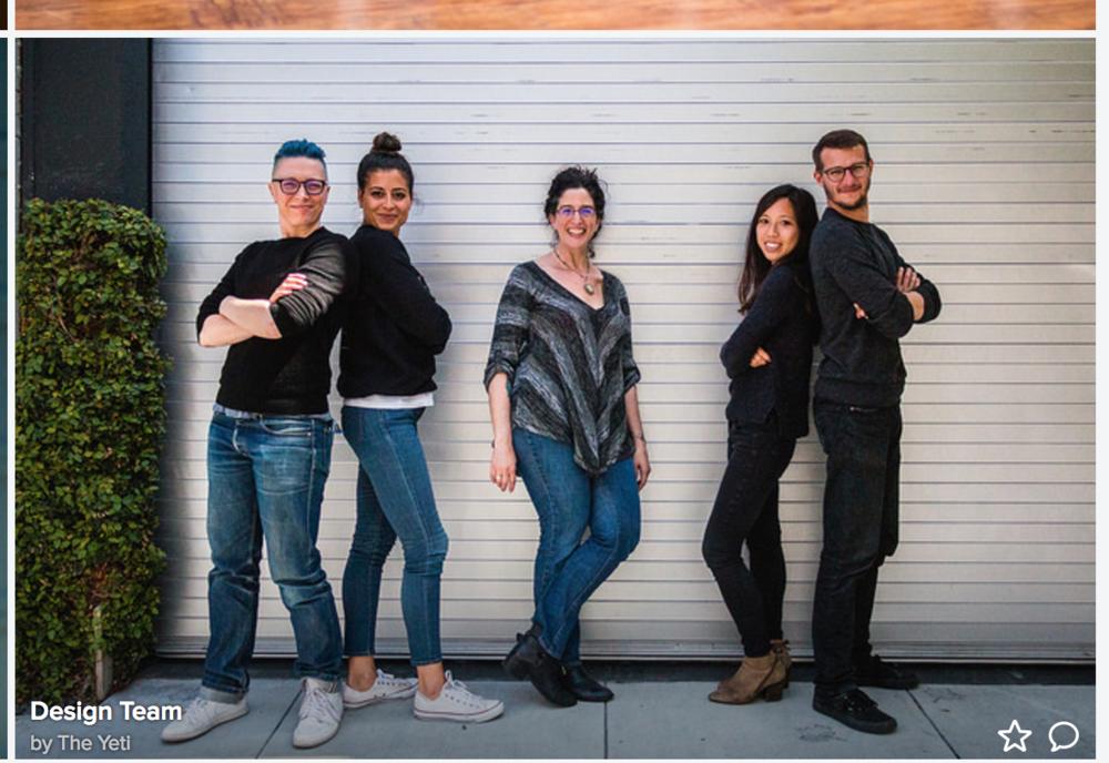 Yeti Design Squad.
