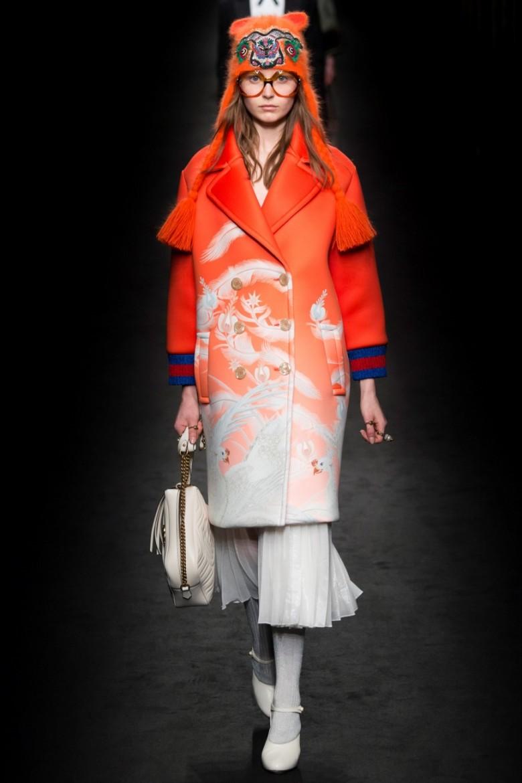 Fashion Week - Milan Gucci Autumn Winter 2016-17 Alessandro ... 1f3c99d2ad5