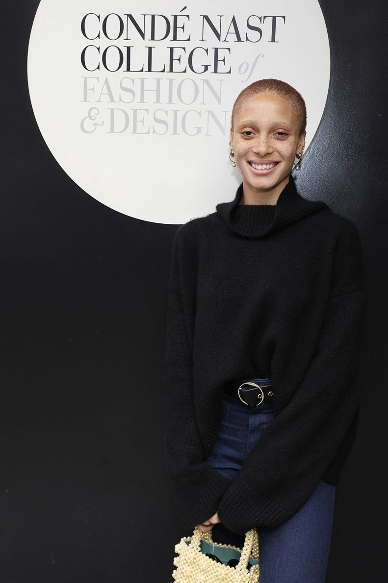 Fashion week Nast conde to launch a fashion college for lady