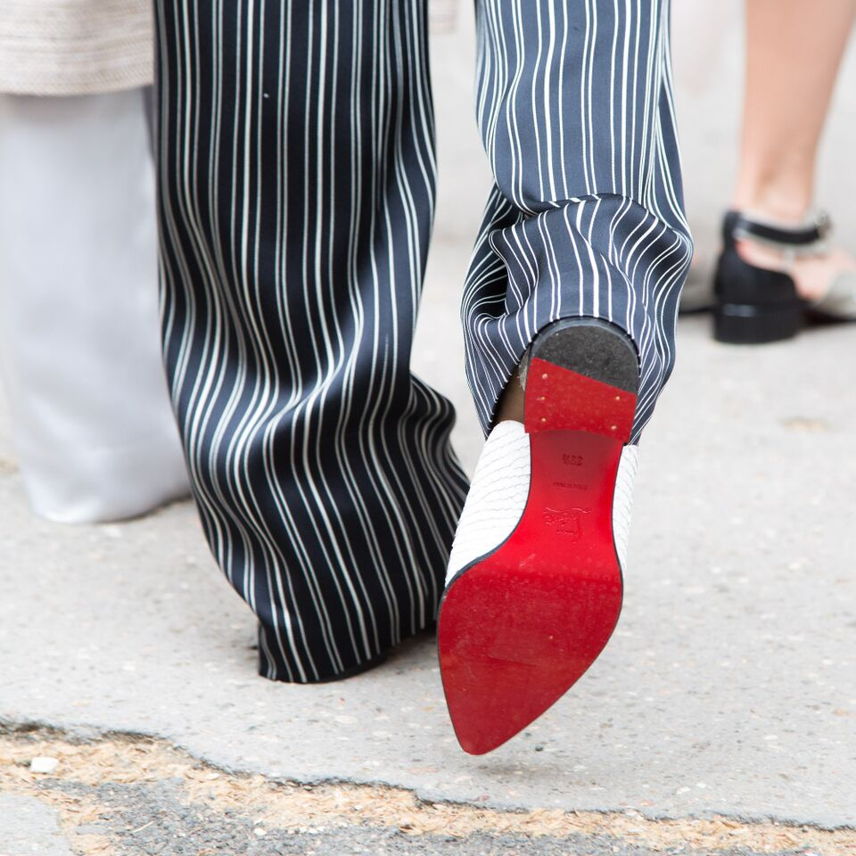 51b40f2be853 BREAKING - Louboutin Comes Out Victorious in CJEU s Trademark Ruling Over  Red-Sole Shoes
