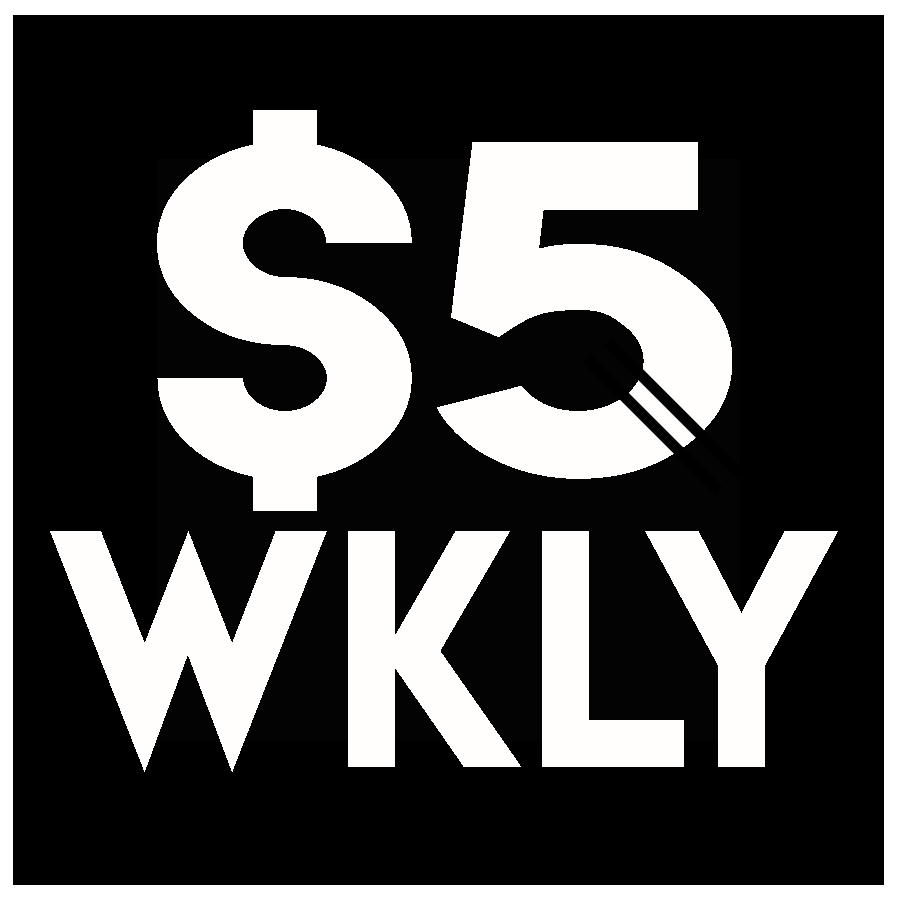 $5 Weekly Membership-Intro Offer
