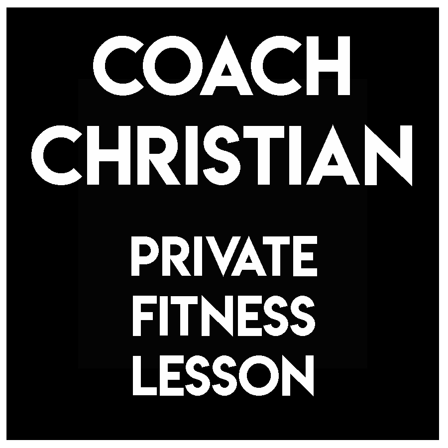 $60 Private Lesson w/ Christian