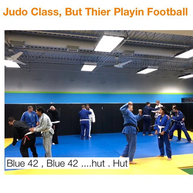 Someone please tell the Jimenez Bros football 🏈 is over for the season . It's time to focus on martial arts , ok?  Judo class every 2nd and 4th Wednesday of each month with coach Scott in #oakcreek. #judomke #milwaukeejudo #mkebjj #jiujitsumilwaukee #mmamilwaukee #milwaukeemartialarts #milwaukeemma