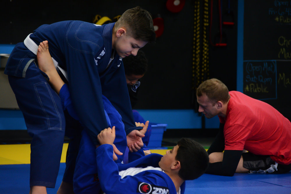 Kids Jiu Jitsu Classes In Oak Creek, WI.