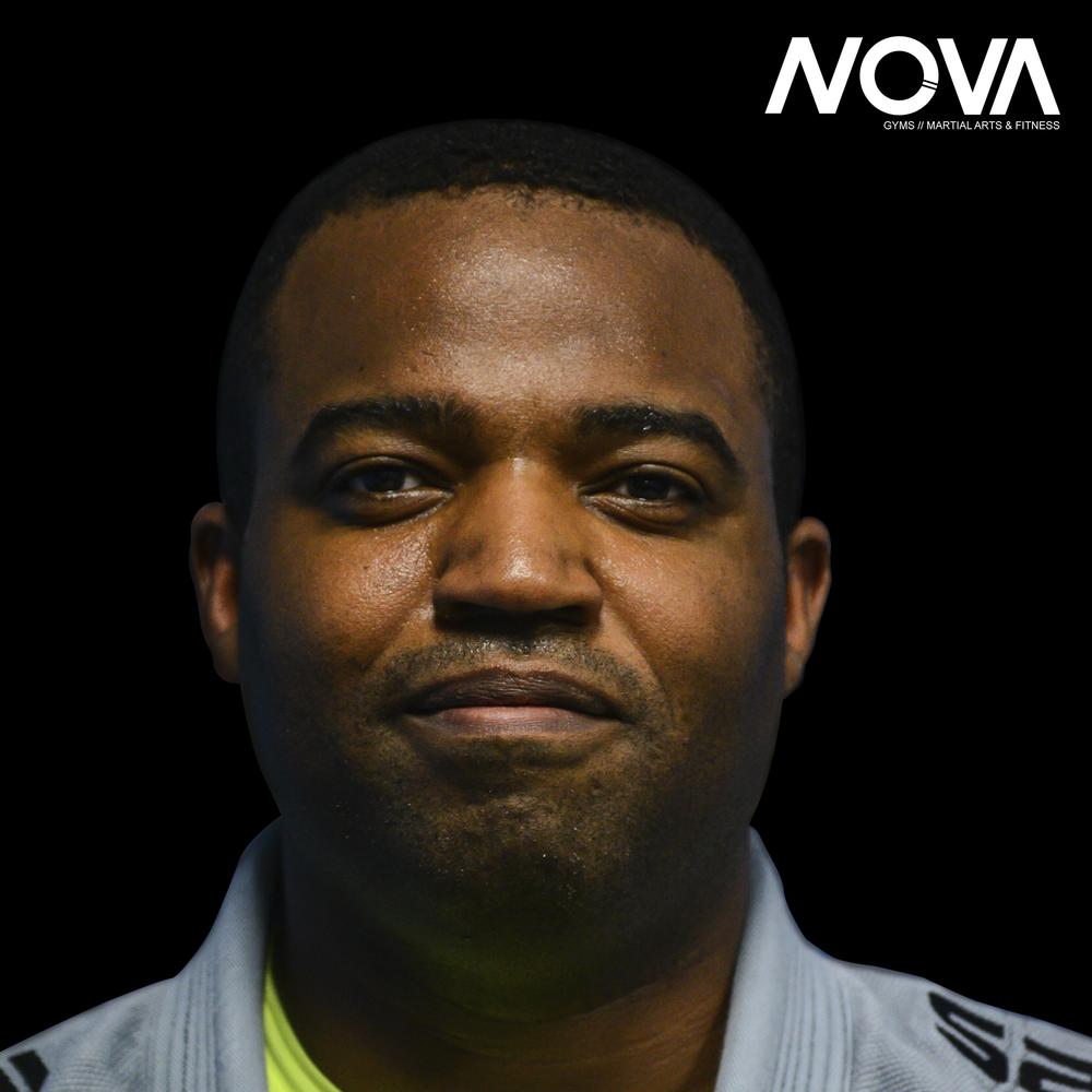 Calvin Allen    - Associate Jiu Jitsu Coach