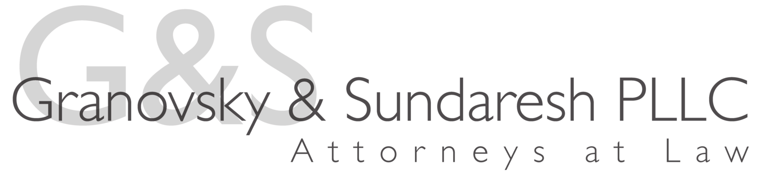 Granovsky & Sundaresh | Employment Lawyers: Severance Agreements, Discrimination and Unlawful Termination, Wage & Hour