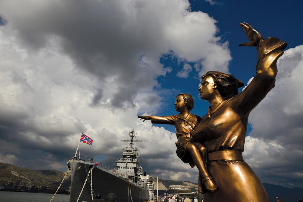 Novorossijsk, Russia 2013
