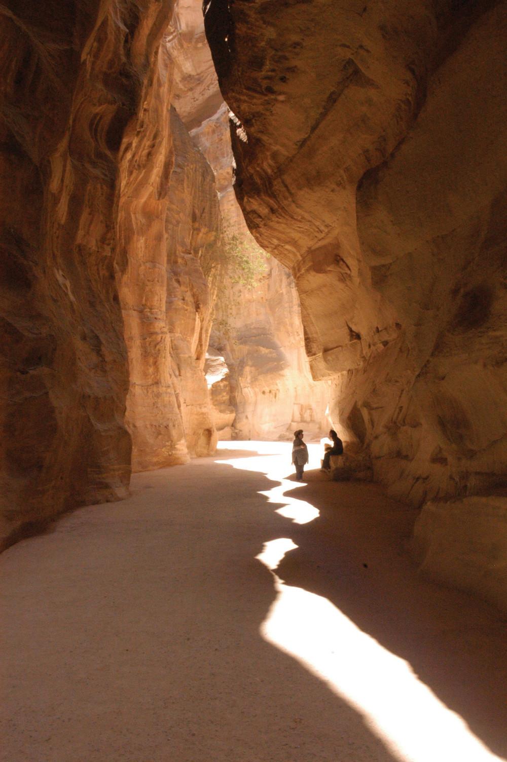 Petra, Jordan 2008