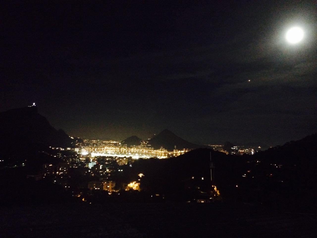 Rio Eu Te Amo. Vista da Rocinha. 99.