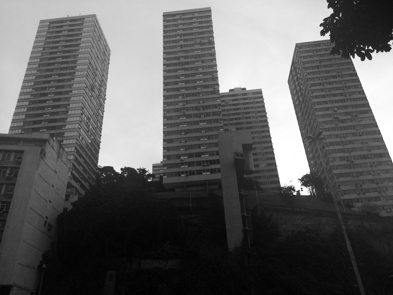 Highrise apartments in Botafogo!