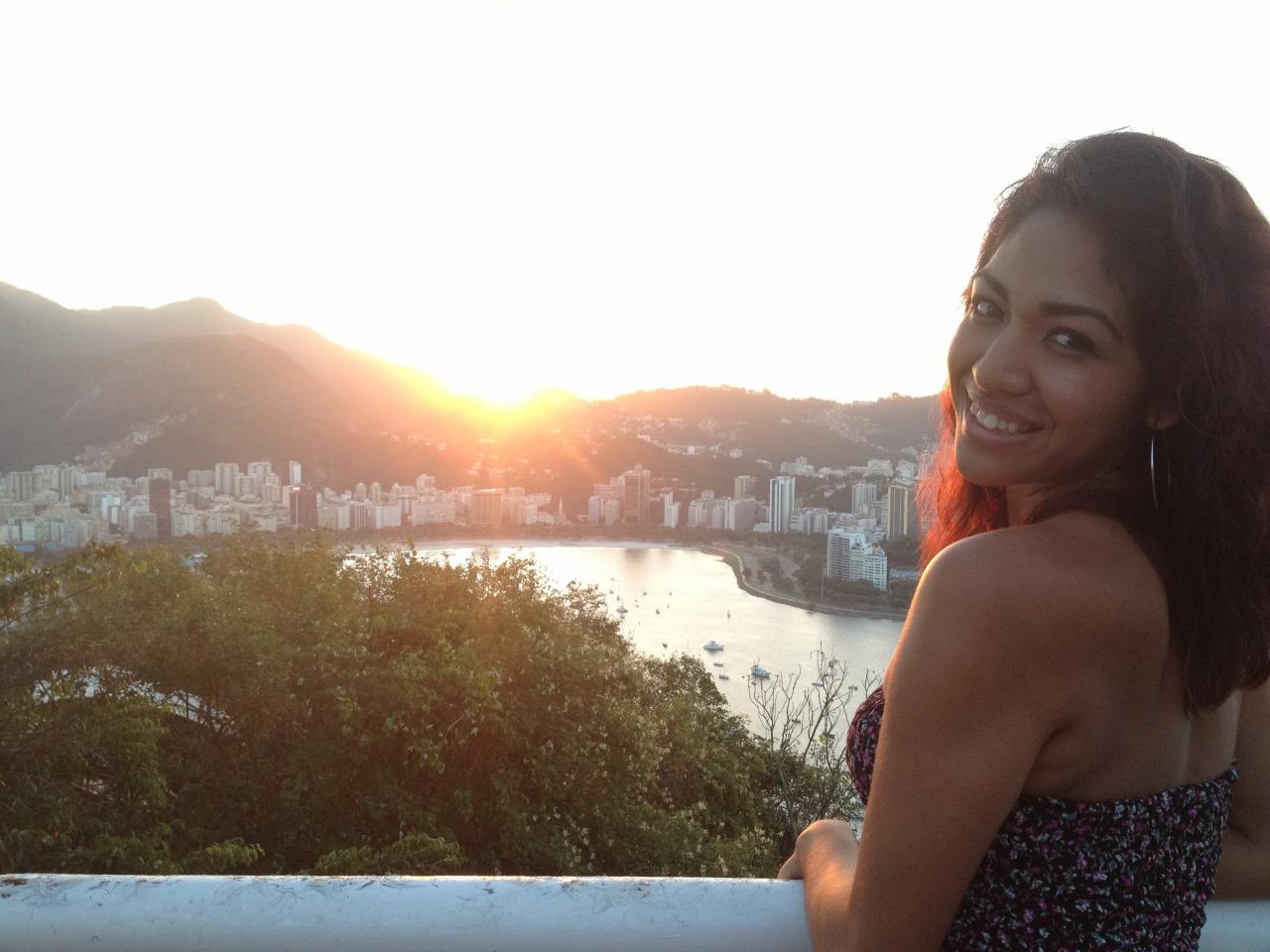 Eu te amo Rio!