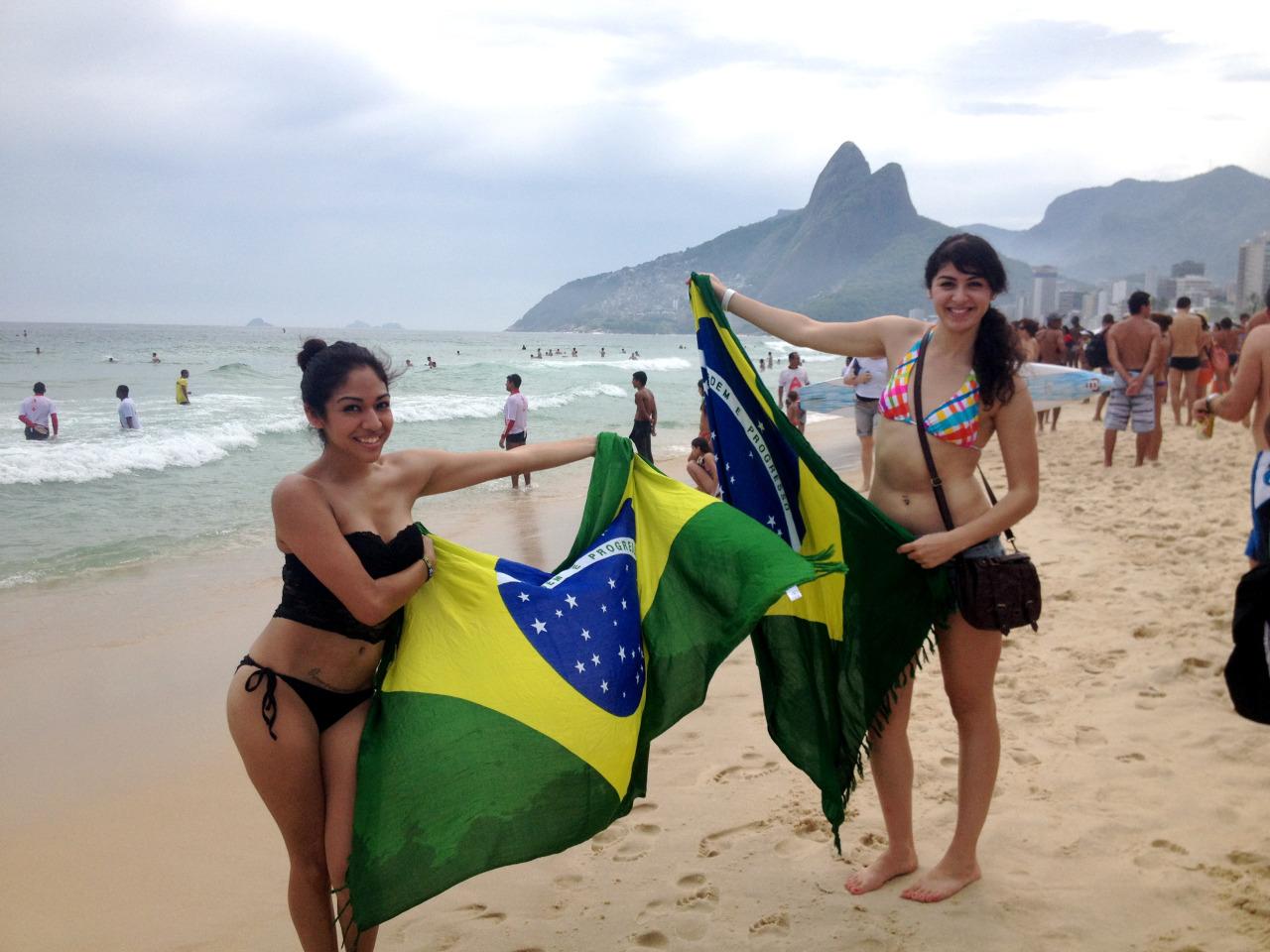 Gauchos in Brasil!