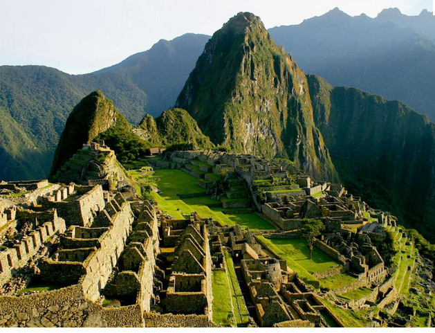 The one place I want to visit when I'm in South America.