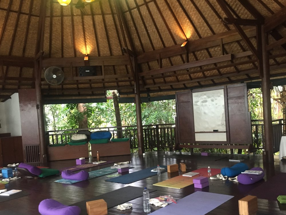 Routes of Yoga at Taksu