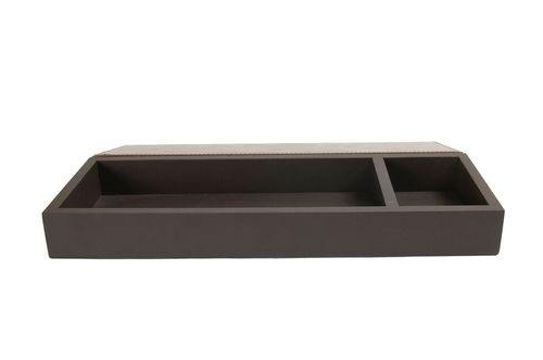hei p item polystyrene capacity a stackable wid black rubbermaid side desk tray this fmt letter load high about
