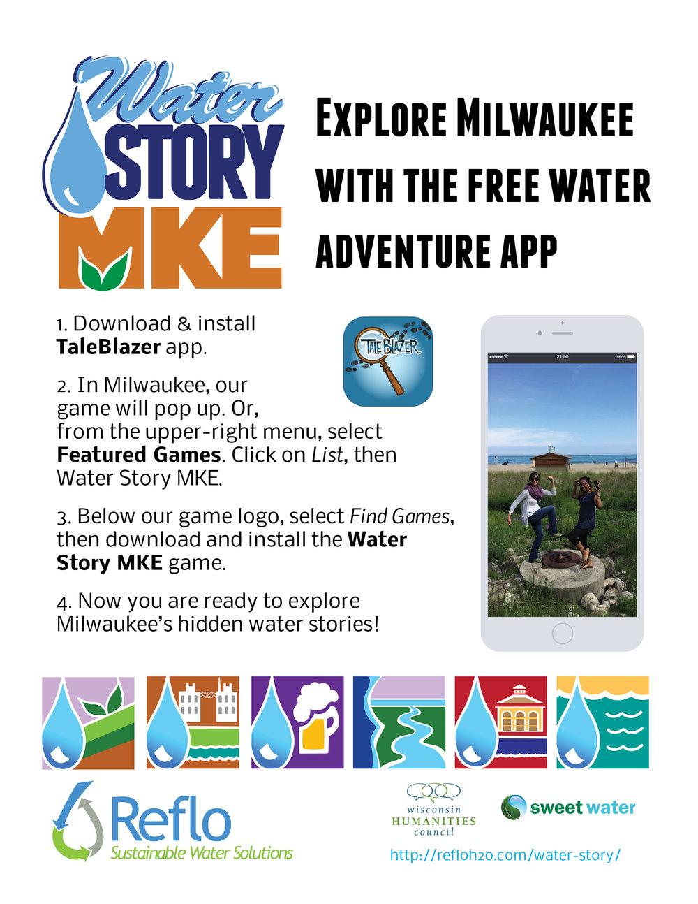 Water Stories