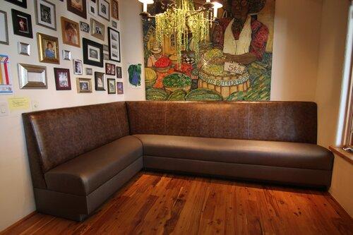 Custom Seating — Grit & Grain Co. on