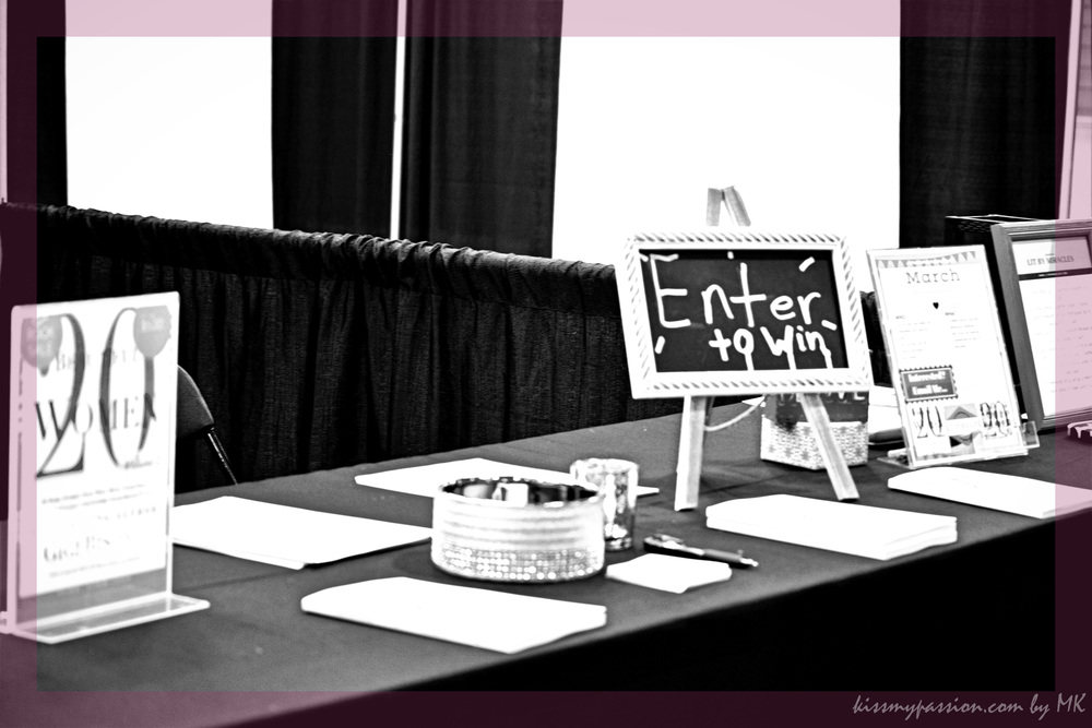 Lit By Miracles Booth Women's Expo Minneapolis