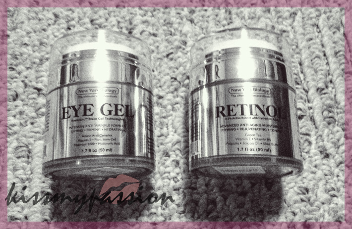 New York Biology Anti-Aging Products