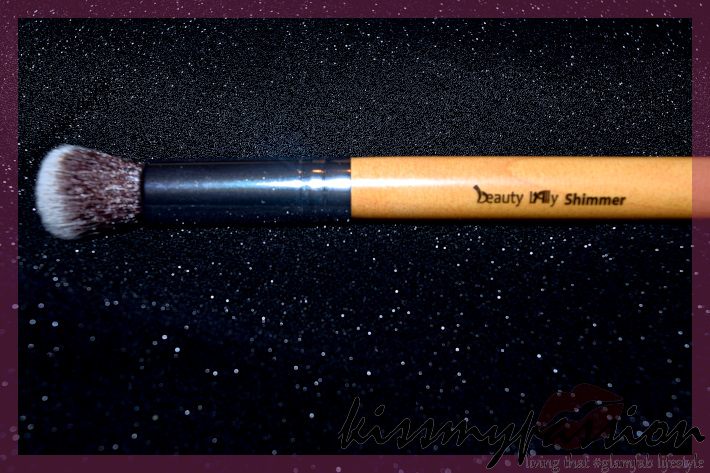 Shimmer Brush by Beauty Lally