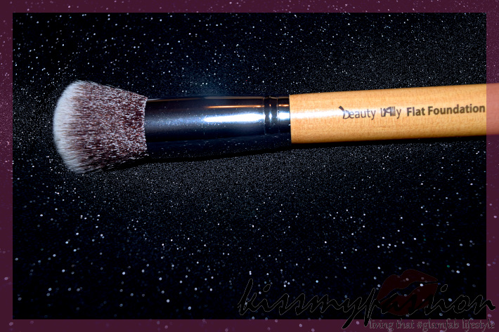 Flat Foundation Brush by Beauty Lally