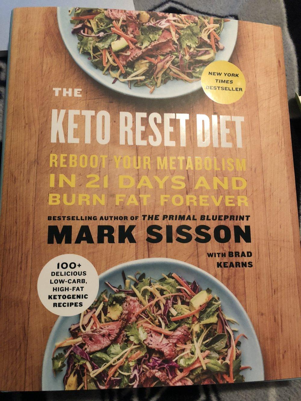 Keto Reset Diet