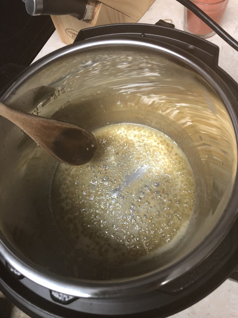 Butter & Garlic
