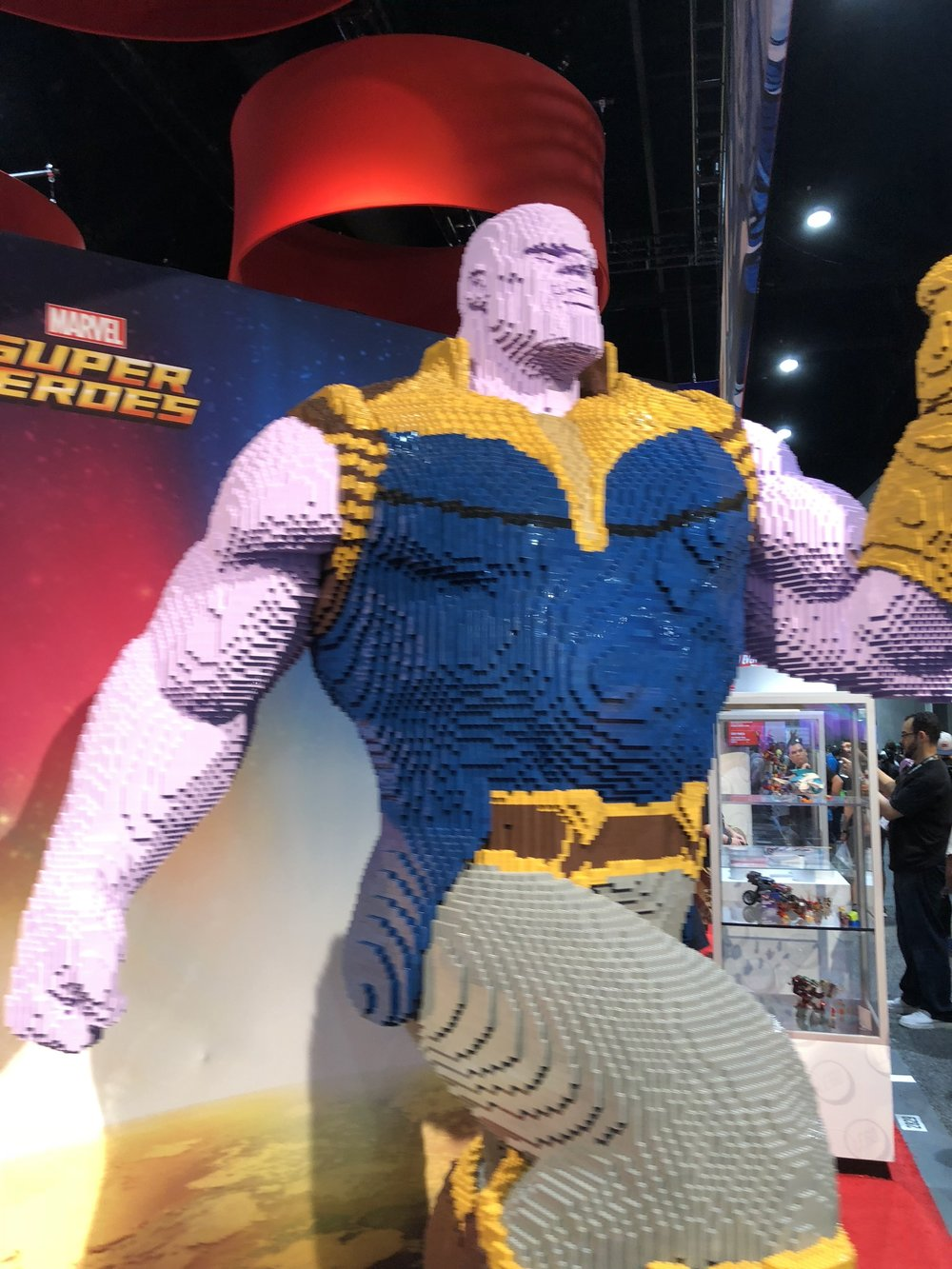 Thanos Lego