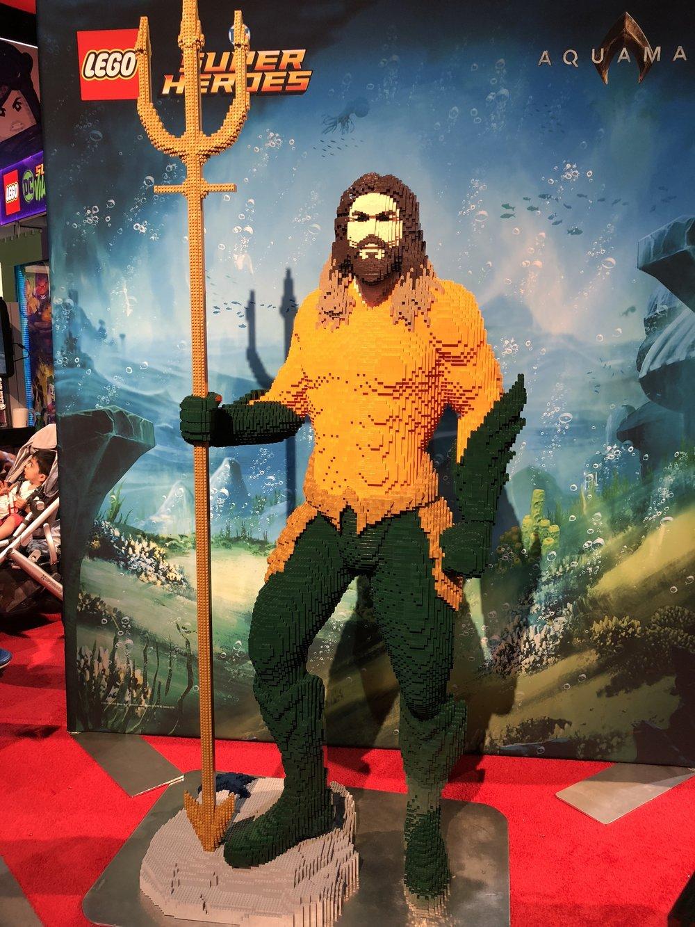 Aquaman Lego