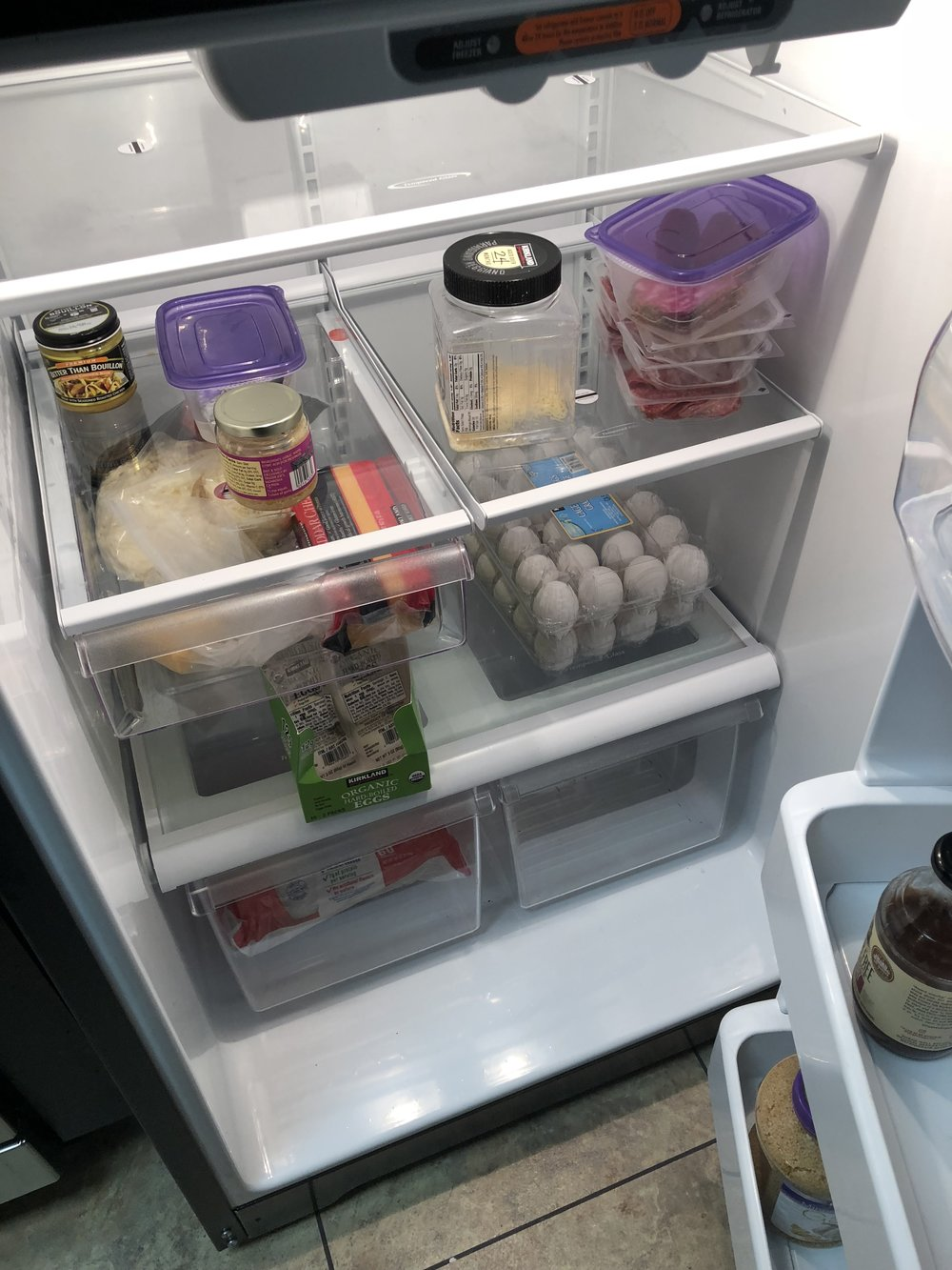 Keto Fridge