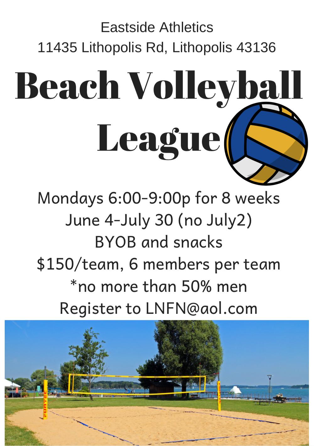 ESA Beach Volleyball