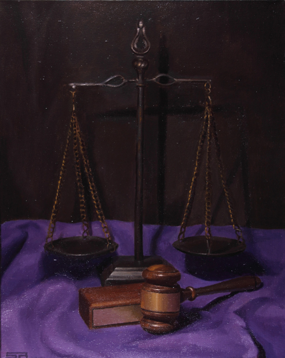 Judge Not (Sold)