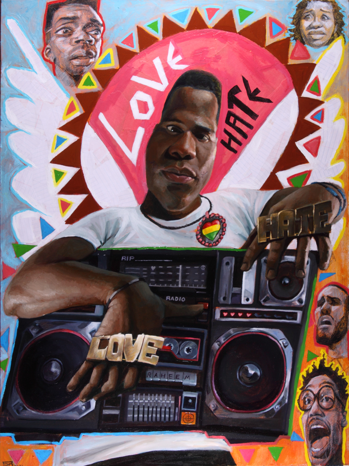 The Death Of Radio Raheem