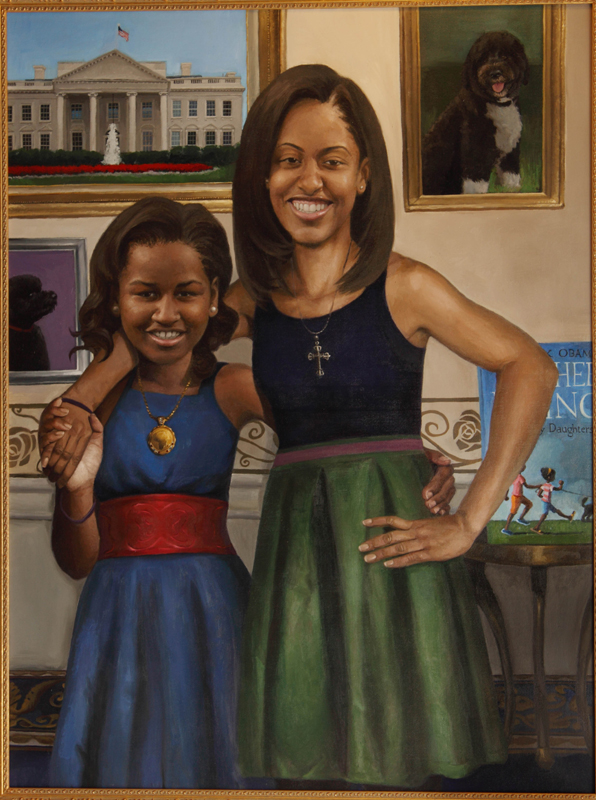 President Obama's Daughters