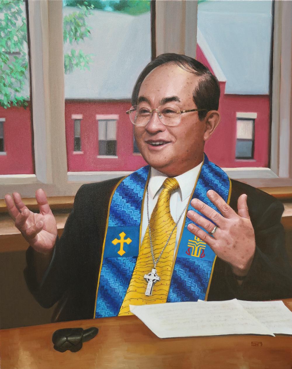 Dr. & Rev. Syngman Rhee 1931-2015