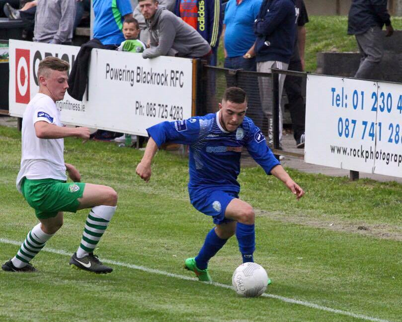 Evan Galvin Waterford United