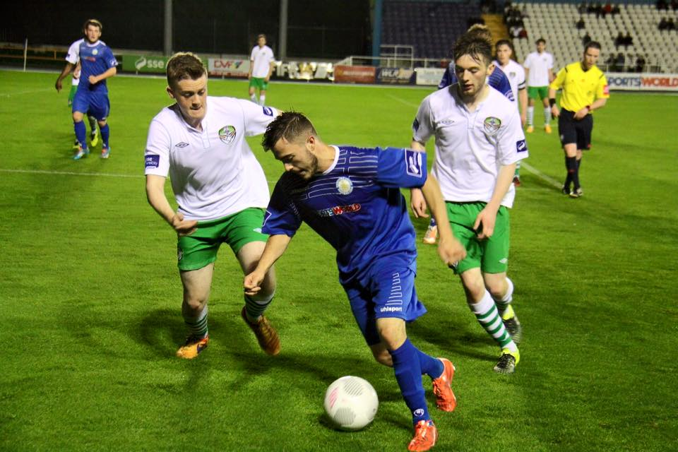 Cory Galvin Waterford United