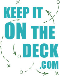 Keepitonthedeck Logo