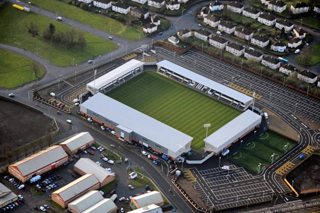 HOME OF ST MIRREN FOOTBALL CLUB