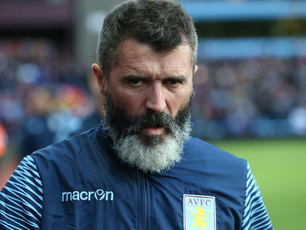 Outspoken Roy Keane didn't get along well with some Villa players